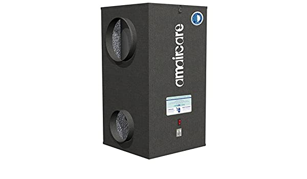 Amaircare airwash Whisper 350 HEPA Air sistema de filtración ...
