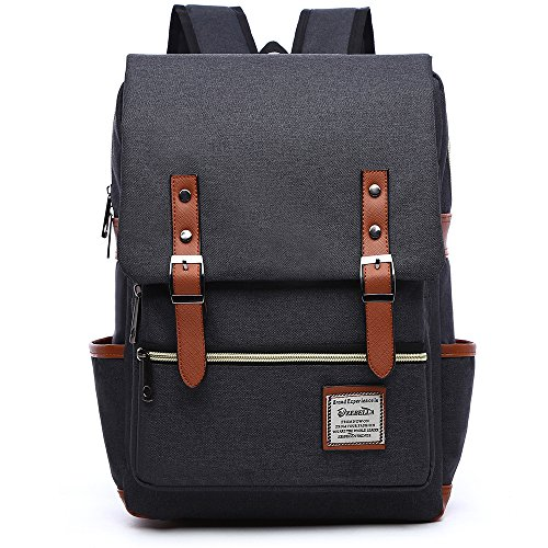 Zebella Casual Lightweight College Backpack Laptop Bag School Travel Daypack
