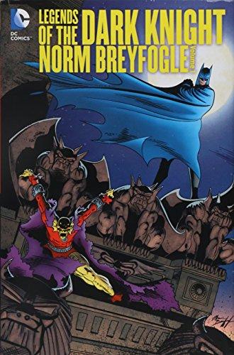 Legends of The Dark Knight: Norm Breyfogle Vol. 1 ()