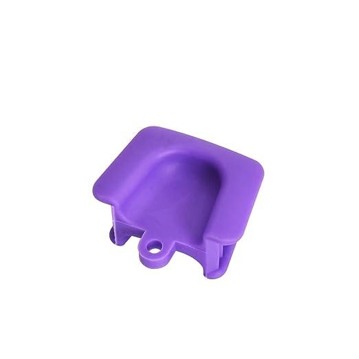 Amazon.com: 9 piezas de bloques dentales, de silicona oral ...
