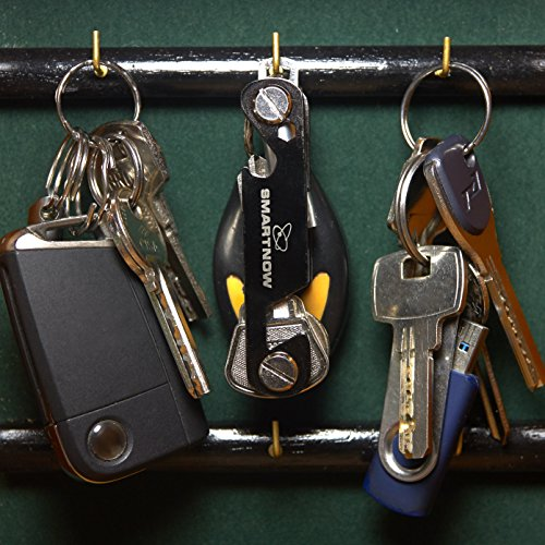 LED | Compact Key Holder and Keychain Organizer With LED Light Photo #5