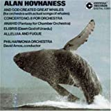 Hovhaness: And God Created Whales [IMPORT]
