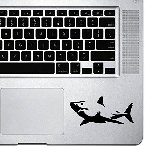shark laptop decal - 1