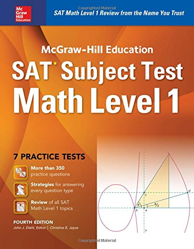 math 1 sat subject test - 5