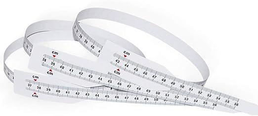 BIlinli 3PCS 56cm Kopfma/ßband S/äuglingskopfumfangsma/ß Lineal f/ür Babys Kinderzubeh/ör