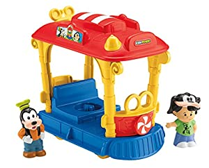 Amazon.com: Fisher-Price Little People Disney Jolly