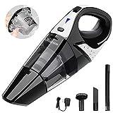 Best Cordless Handheld Vacuums - Handheld Vacuum, LOLLDEAL Cordless Vacuum Cleaner, 12V 100W Review