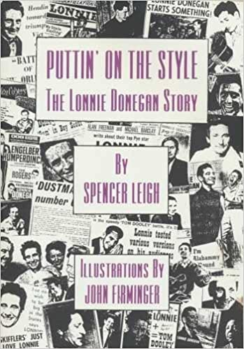 Book Puttin' on the Style: The Lonnie Donegan Story by Spencer Leigh (2003-06-06)