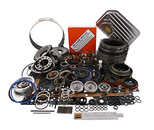 Chevy GM 4L60E 4L65E 4L70E Transmission Alto Deluxe Level 2 Rebuild Kit ()
