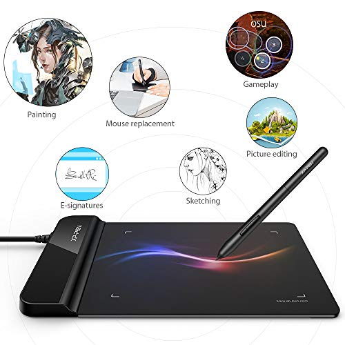 XP-Pen G430S OSU Ultrathin Graphic Tablet