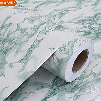 Amazoncom Bathroom Removable Self Adhesive Marble