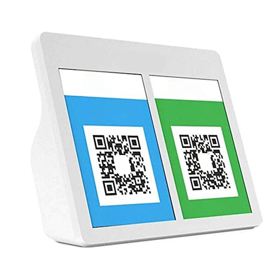 Amazon com: Bluetooth Alipay Wechat QR Code Payment Scan