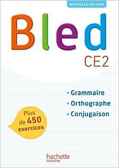 Descargar gratis Bled Ce2 - Manuel De L'élève - Edition 2017 Epub
