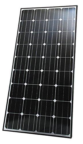 Nature Power 165 Watt Monocrystalline Solar Panel