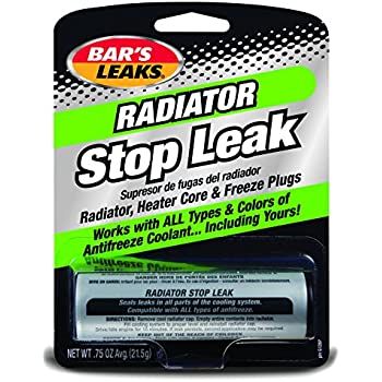 Bars Leaks G12BP-7PK Radiator Stop Leak Powder - 0.75 oz, (Pack of 7)