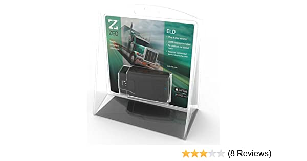 Electronic Logging Device ZED Bluetooth Adapter for Trucker ELD 9-Pin
