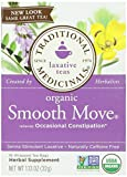 Traditional Medicinals, Smooth Move Tea, 16 ct