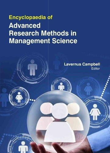 Encyclopaedia Of Advanced Research Methods In Management Science (3 Volumes) pdf epub