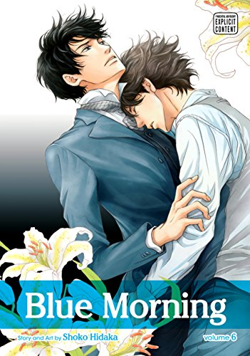 Amazon Blue Morning Vol 6 Yaoi Manga Ebook Shoko Hidaka
