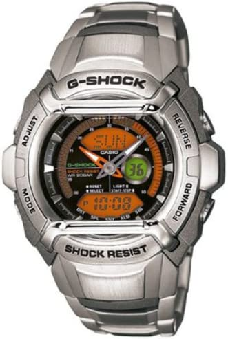 Casio G-Shock Tough Mens Watch G550FD-1A