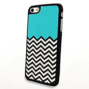 Generic Phone Accessories Matte Hard Plastic Phone Cases National Style Aztec Anchor fit for Iphone 6 Plus