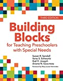 Building Blocks for Teaching Preschoolers with