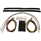"""Bagger Werx (01-001) 20"""" Handlebar Wire Harness Extension Kit with Cruise Control Wiring"""