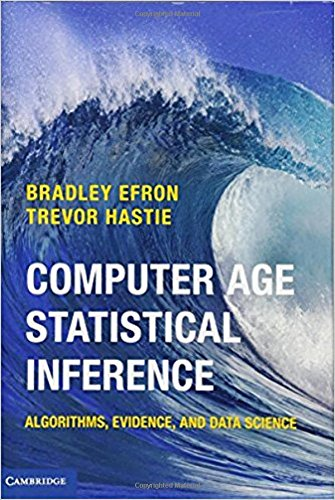 Computer Age Statistical Inference: Algorithms, Evidence, and Data Science (Institute of Mathematical Statistics Monographs)