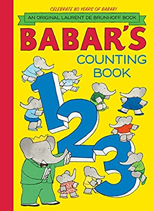 book cover of Babar\'s Counting Book