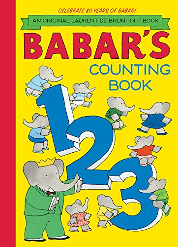 Babar's Counting Book (Babar (Harry N. Abrams)),
