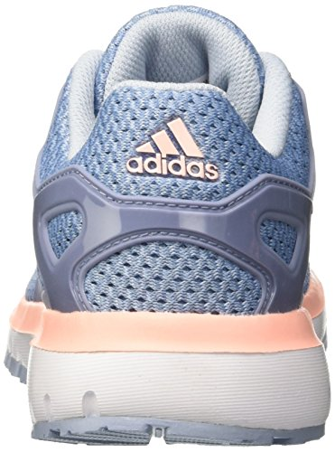 adidas Women's Energy Cloud WTC W Running Shoes, Bianco/Blu Navy Blue (Easy Blue /Silvermetallic/Haze Coral)