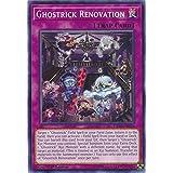 Yugioh Ghostrick Ghoul SHSP-EN000 Super Rare 1st Edition