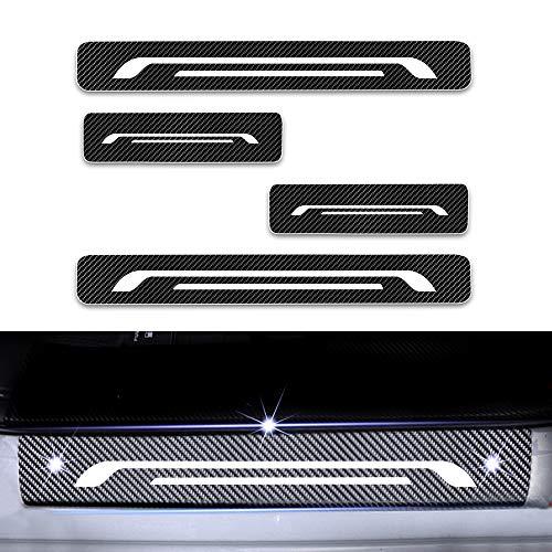 Carbon Fiber Look Front Splitter Trim 100 Inches C7 Corvette 1963-2014 C2