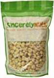 Sincerely Nuts Blanched Hazelnuts (Filberts) Raw No Shell - One (1) Lb. Bag - Irresistibly Fresh and Delicious- Bursting with Health - Kosher