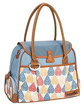f3d3adc24db57 BABYMOOV Style Baby Changing Bag (Petrol): Amazon.co.uk: Baby