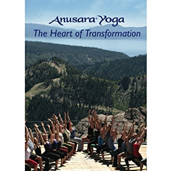 Amazon.com: Anusara Yoga: The Heart of Transformation ...