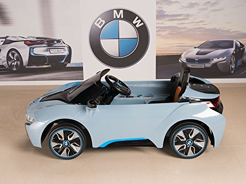 BMW i8 12V Kids Ride On Battery Powered Wheels Car RC Remote