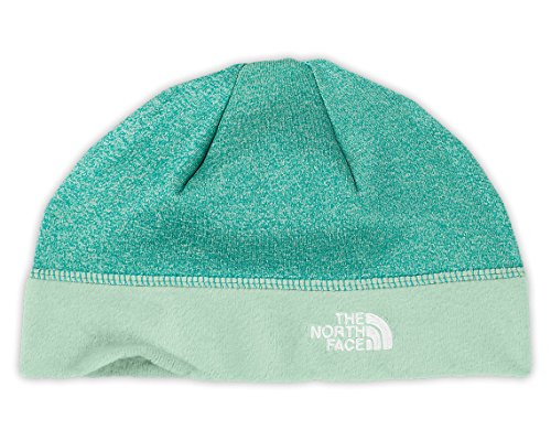 The North Face Women's Agave Beanie Kokomo Green Heather One Size (Face Beanie North Lightweight The)