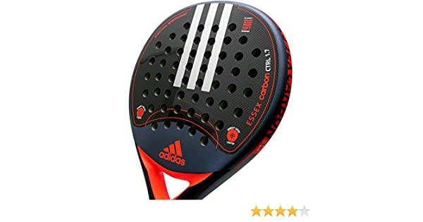 Pala de pádel Adidas Essex Carbon Control 1.7 Orange: Amazon.es ...