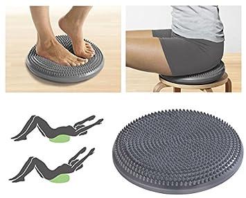 Cojín de equilibrio, para terapias, masajes de espalda ...