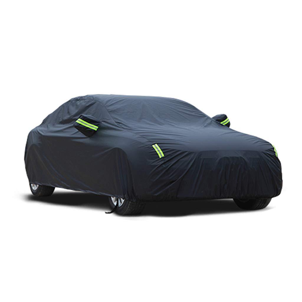 Couverture de voiture Bentley Continental GT sp/écial voiture housse de voiture /épais Oxford chiffon pare-soleil pluie protection housse de voiture en tissu taille : Oxford cloth - built-in lint