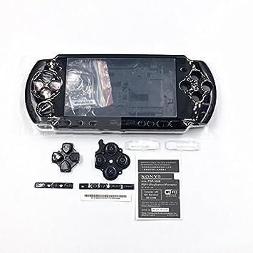 Carcasa de Repuesto para Sony PSP3000 PSP 3000 3001 3002 3003 3004