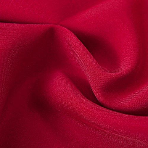 Cumpleaños Chica Baile Vestido Alta Banquete Halter Mangas Cóctel Sin Cuello Elegante Atractivo Mujeres Red Cintura De dB6gcyvy