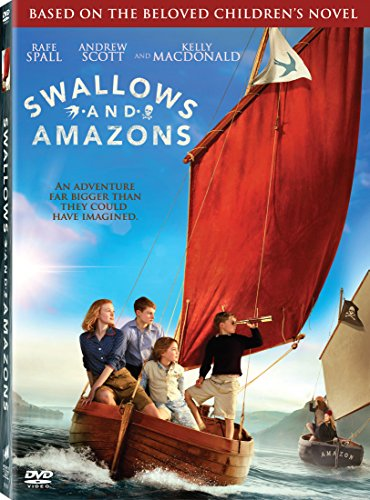 Swallows and Amazons (Dvd Amazons Swallows And)