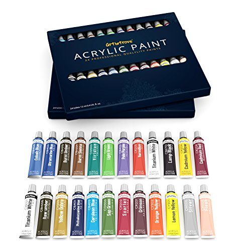 acrylic-paint-set-by-artistrove-premium-pigments-24-colors-perfect-for-painting-canvas-ceramic-clay-