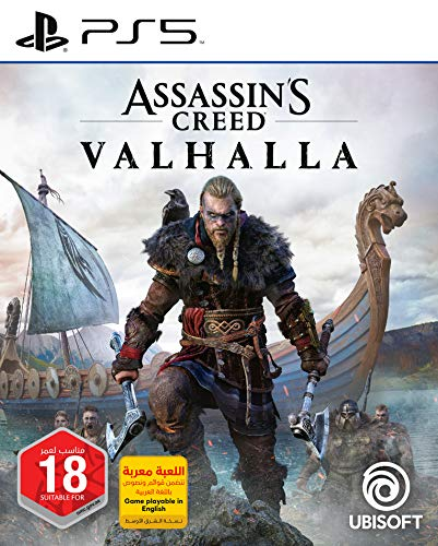 Assassin's Creed Valhalla (PS5) - UAE NMC Version
