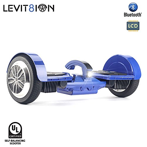 "Levit8ion Ultra 7.5"" Hoverboard Self Balancing 2 Wheel Elect"