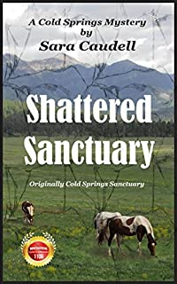 Shattered Sanctuary by Sara Caudell ebook deal