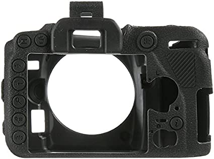 Professional Silicion Rubber Camera Housing Case Cover Detachable Antiscratch Shockproof Full body Protective case for Nikon D4//D4S STSEETOP Nikon D4//D4S Case with Texture Process Black