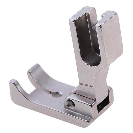 P Prettyia Pie de Guía Prensatelas para Máquinas de Costura Industriales - 5mm